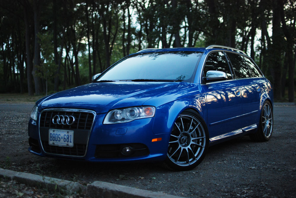 Let S See Some Lowered B7 S4 Avants Pic Request