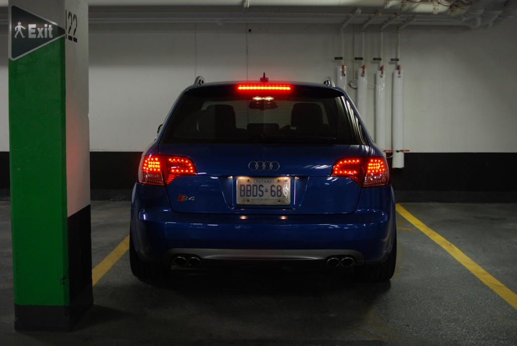 Another Led Rear Tail Light This Time Custom